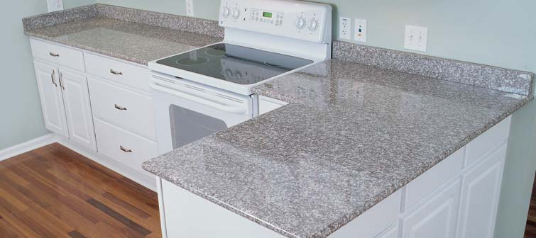 natural stone counters